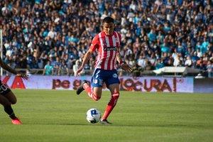 Tercera victoria de la temporada para el Atlético de San Luis