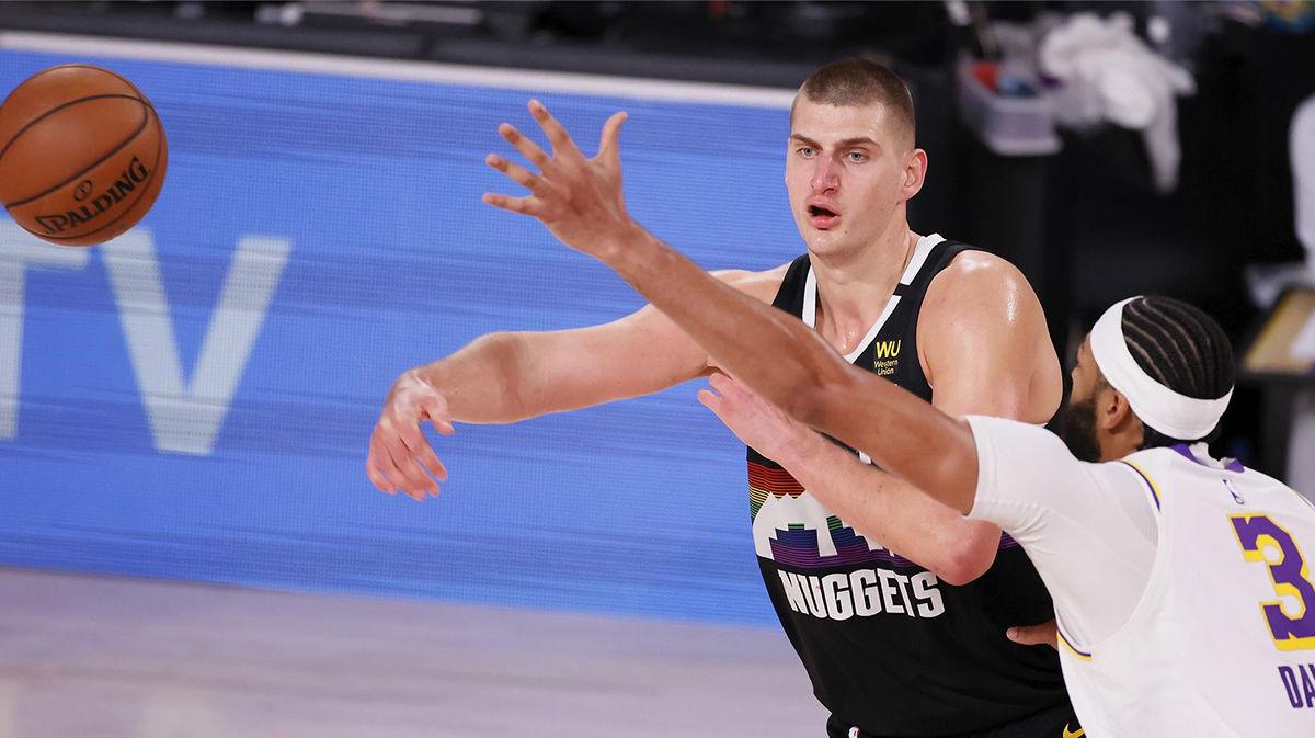 Tres acciones desequilibrantes de Nikola Joki¿ para batir a los Lakers