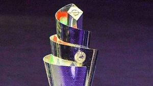 El trofeo que se llevará el campeón de la UEFA Nations League