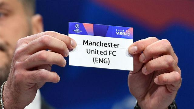El United, rival del Barcelona en los cuartos de final