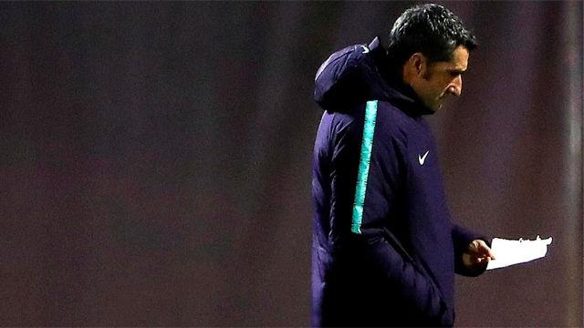 Valverde quiere un fichaje ya
