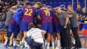 Xavi Pascual y sus jugadores se conjuran para ganar