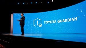 Gill Pratt, CEO del Instituto de Investigación de Toyota, en el CES de Las Vegas.