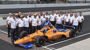 Fiasco del proyecto de McLaren en Indianápolis, con Alonso