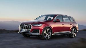 Nuevo Audi Q7.