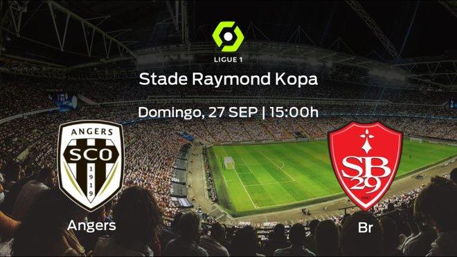 Previa del encuentro de la jornada 5: SCO Angers contra Brest