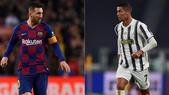 Messi y Cristiano compiten por el Mejor Jugador del Siglo en los Globe Soccer Awards