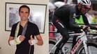 Alberto Contador, operado con éxito