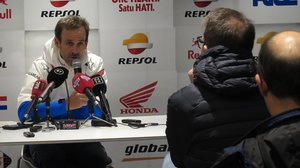 Alberto Puig, jefe deportivo de Honda, ha agradecido la caballerosidad de Jorge Lorenzo.