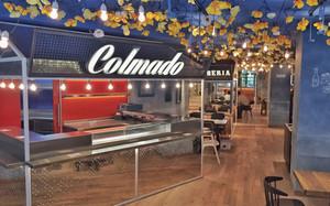 El restaurante de leo messi abre sus puertas en barcelona for Bellavista jardin del norte