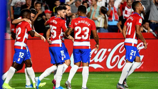 Azeez sorprendió al Barça con un tempranero gol