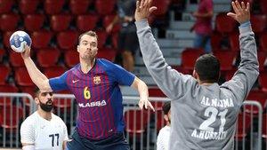 El Barça Lassa se clasificó sin problemas para semifinales