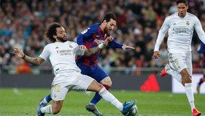 Barça y Madrid, unidos para vencer al coronavirus