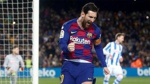 El FC Barcelona podría llegar a ser proclamado campeón de Liga