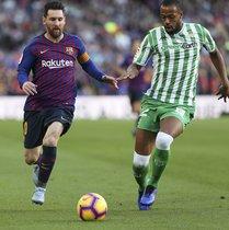 FC Barcelona, 3 - Real Betis, 4