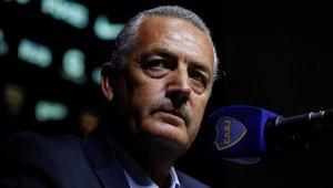 Boca Juniors perdió 2-0 en el debut de Alfaro en el banquillo