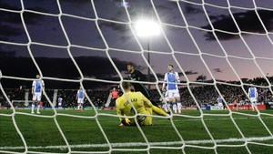 Casemiro dio el triunfo blanco ante el Leganés (1-3)