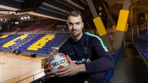 Casper Mortensen, un fichaje de garantías para el Barça Lassa