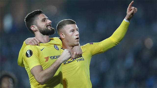 El Chelsea se lava la cara ante el Malmo