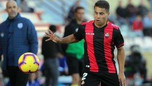 La defensa de Bartolo fue incapaz de detener al Extremadura