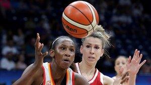 España tiene en Astou Ndour su gran baza para llegar a la final