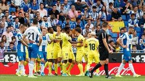 El Espanyol continúa con el gafe en su estadio en LaLiga