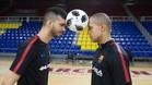 Ferrao y Esquerdinha, un seguro de gol para el Barça Lassa