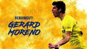 Gerard Moreno ya es del Villarreal