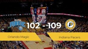 Indiana Pacers derrota a Orlando Magic por 102-109