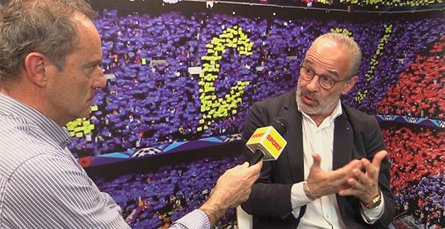 Julio Alberto: Soñé que le marcaba a la Juve