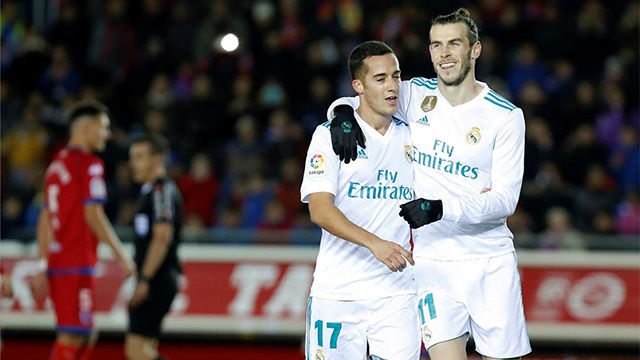 LACOPA | Numancia - Real Madrid (0-3)