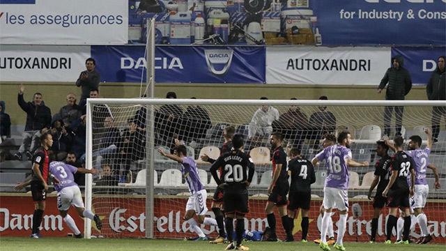 LALIGA 123 | Reus - Valladolid (2-2)