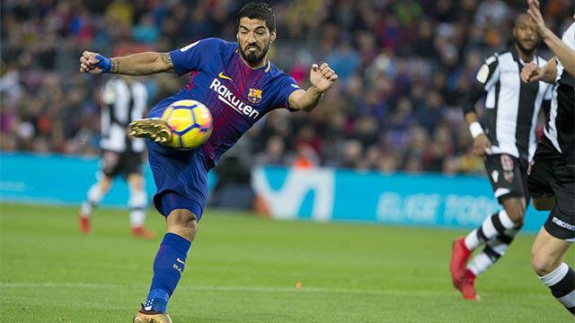 Resultat d'imatges de Barça Levante 2018