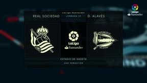 LALIGA | Real Sociedad - Alavés (2-1)