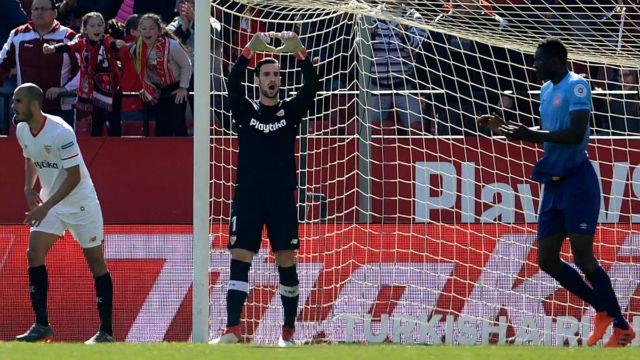 LALIGA | Sevilla - Girona (1-0)