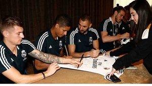 Los jugadores del Real Madrid han pactado la prima