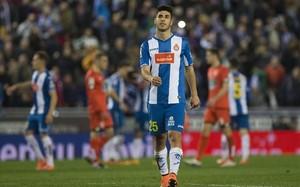 Marco Asensio podría seguir un año más en el Espanyol