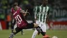 Marlos Moreno disputó la final de la Copa Libertadores