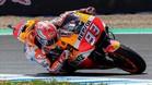 Márquez, listo para rodar en Le Mans