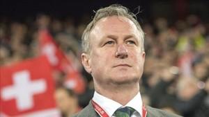 Martin ONeill lleva en el cargo desde 2013