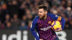 Messi quiere ganar esta Champions después de tres años de fracasos