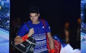 Milos Raonic ha logrado, en su segunda participación, acceder a las semifinales del Masters