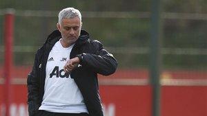 Mourinho ya fue multado contra el Valencia