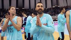 Navarro cree que el duelo ante el CSKA dictará el momento del Barça