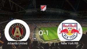 El New York RB logra una trabajada victoria ante el Atlanta United (0-1)