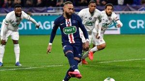 Neymar Junior quiere ganar la Champions League con el PSG