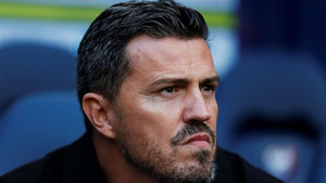 Oscar García dimite como entrenador del Olympiacos