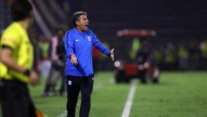 Pablo Bengoechea también ha dirigido a Peñarol y la selección de Perú