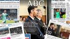 La prensa española carga contra Leo Messi