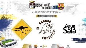 El presidente del Cartagena: Vamos a recibir al Barcelona como merece, sea su ideología la que sea